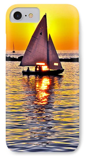 Nothin But A Good Time IPhone Case by Frozen in Time Fine Art Photography