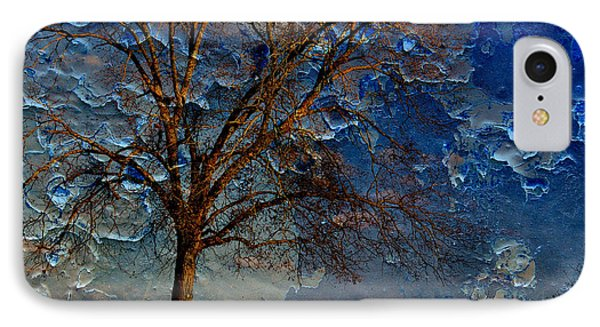 Nothing But Blue Skies Phone Case by Jan Amiss Photography