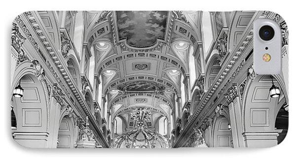 Notre-dame Basilica IPhone Case by Bianca Nadeau