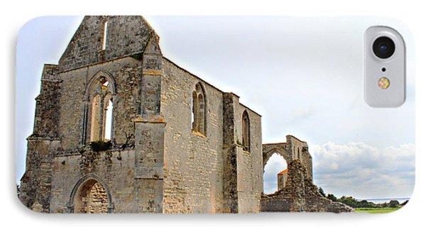 IPhone Case featuring the photograph Notre Dame De Re by Cendrine Marrouat