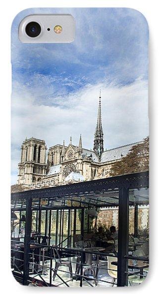 Notre Dame IPhone Case