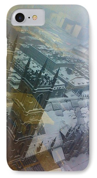 Notre Dame On The Vertical IPhone Case by Valerie Rosen