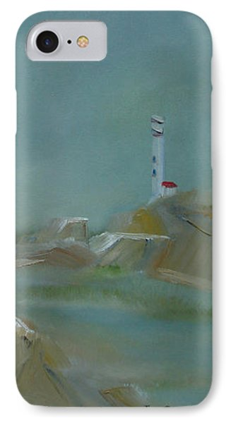 Nova Scotia Fog IPhone Case
