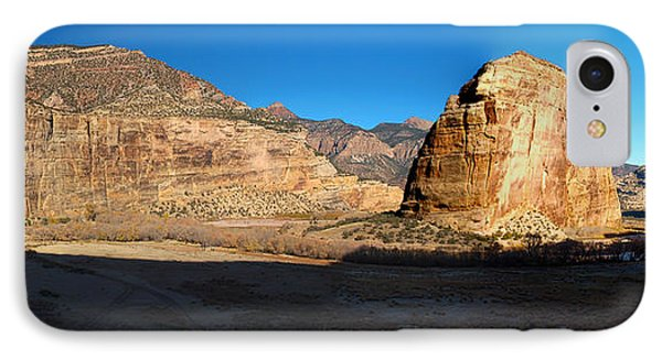 November Canyon Dawn IPhone Case by Joshua House