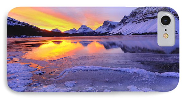 iPhone 7 Case - November Freeze 2 by Dan Jurak