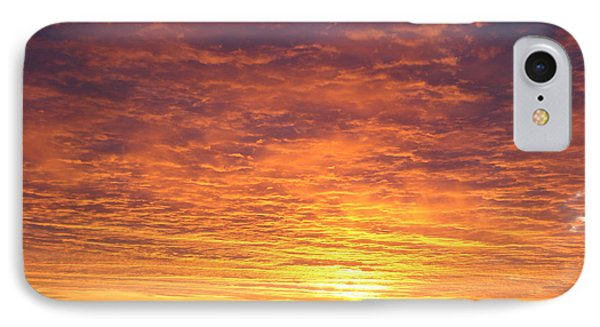 IPhone Case featuring the photograph November Morn by J L Zarek