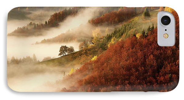 November's Fog IPhone Case