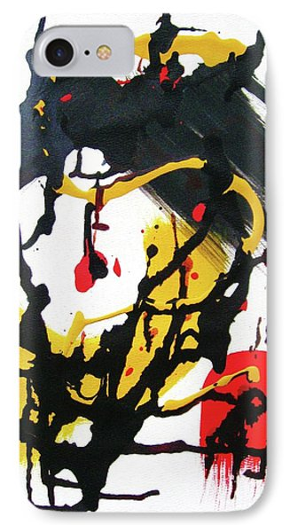 Nuances And Meanings IPhone Case by Roberto Prusso