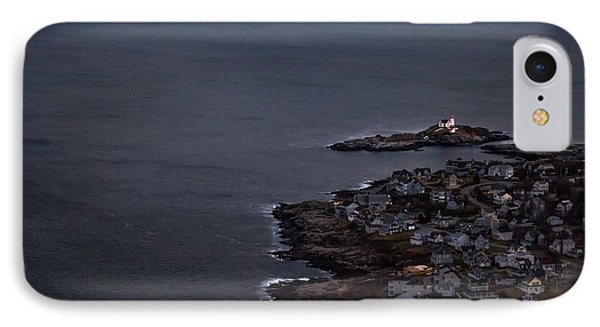 Nubble From The Air IPhone Case by Scott Thorp