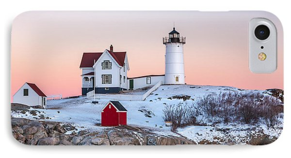 Nubble Glow 2 IPhone Case by Susan Cole Kelly