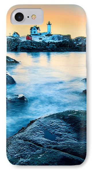 Nubble Light Phone Case by Thomas Schoeller