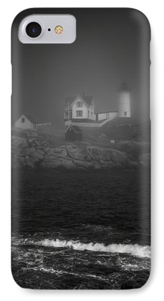 Nubble Lighthouse IPhone Case by Joseph Smith