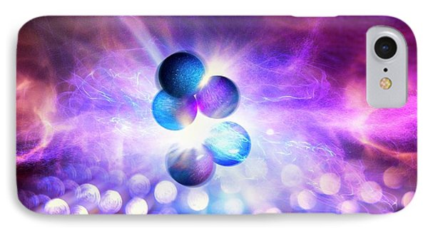 Nuclear Fusion IPhone Case by Richard Kail