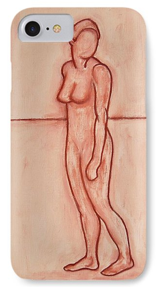 Nude 39 Phone Case by Patrick J Murphy