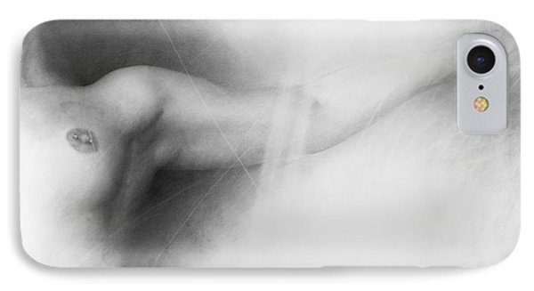 Nude Drawing IPhone Case