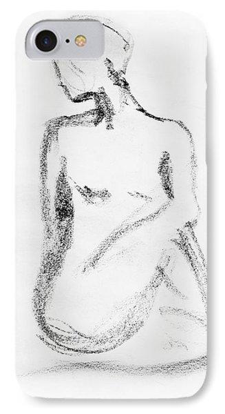 Nude Model Gesture Vi IPhone 7 Case