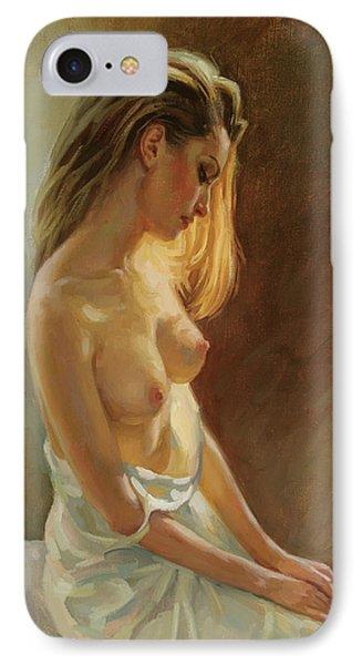 Nude Model IPhone Case