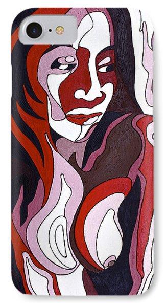 Nude5 IPhone Case