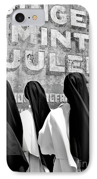 Nun Of That Phone Case by Kathleen K Parker