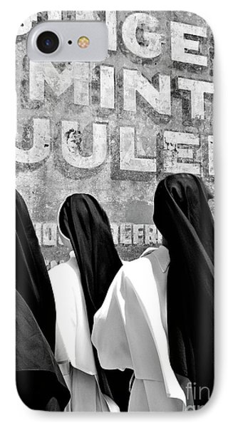 Nun Of That IPhone Case by Kathleen K Parker