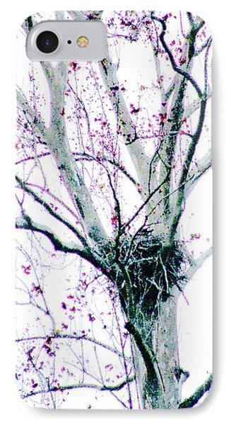 IPhone Case featuring the digital art Nursery by Lizi Beard-Ward