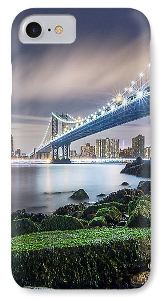 IPhone Case featuring the photograph Ny Ny by Anthony Fields