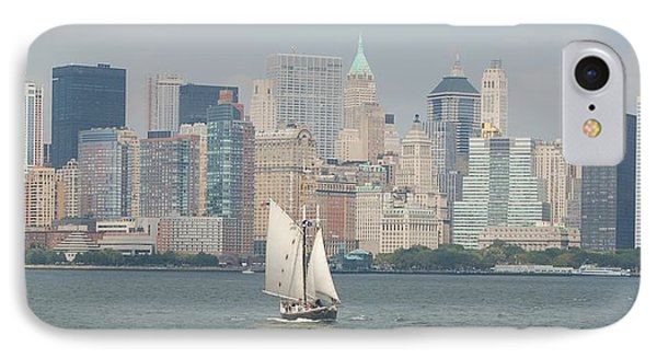 Ny City Skyline IPhone Case