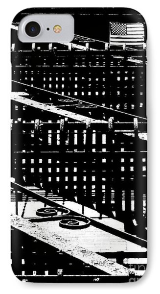 Nyc Fire Escape IPhone Case by Robert Riordan