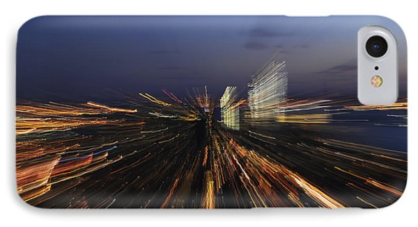 Nyc Jazzed V IPhone Case by Jessie Parker