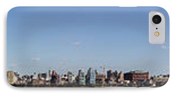 Nyc Panoramic IPhone Case