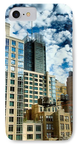 Nyc Urban Hdr Phone Case by Amy Cicconi