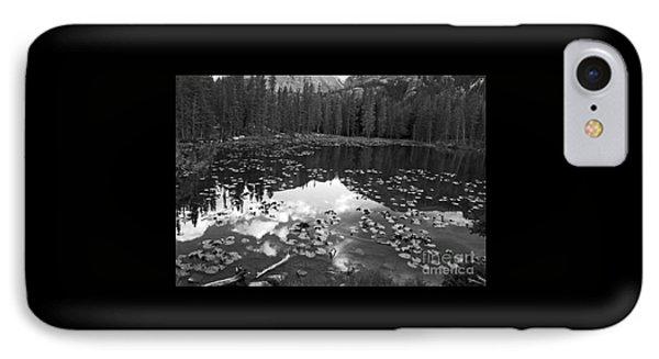 Nymph Lake IPhone Case by David Gilbert