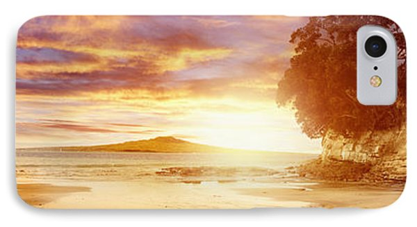 Nz Sunlight IPhone Case by Les Cunliffe
