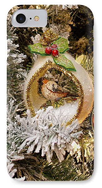 IPhone Case featuring the photograph O Christmas Tree by Victoria Harrington