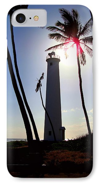 IPhone Case featuring the photograph Oahu Lighthouse by Kara  Stewart
