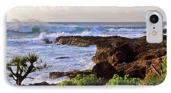 IPhone Case featuring the photograph Oahu's Northshore by Gina Savage