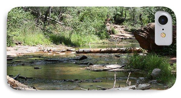 Oak Creek Canyon 5 Phone Case by Grant Washburn