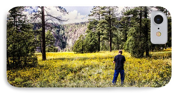 Oak Creek Vista Meadow IPhone Case