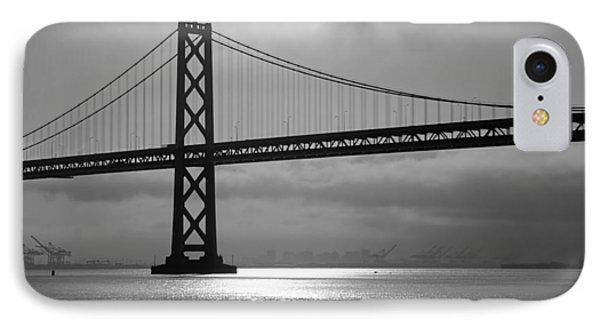 Oakland Bay Bridge IPhone Case