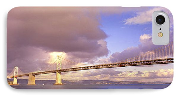 Oakland Bay Bridge San Francisco IPhone Case by Panoramic Images