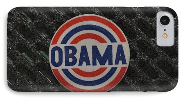 Obama Phone Case by Rob Hans