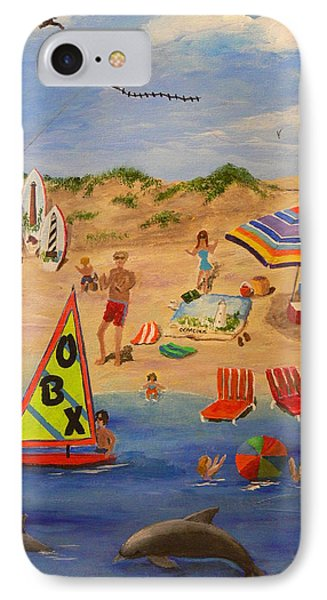 Obx Beach IPhone Case