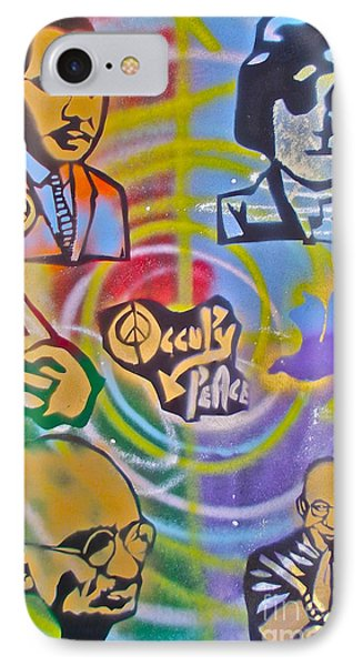 Occupy 4 Peace IPhone Case