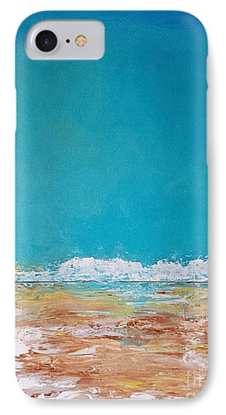 Ocean 2 IPhone Case by Diana Bursztein