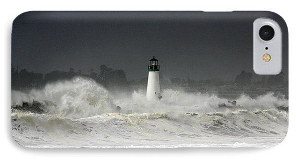 Ocean A Fury IPhone Case