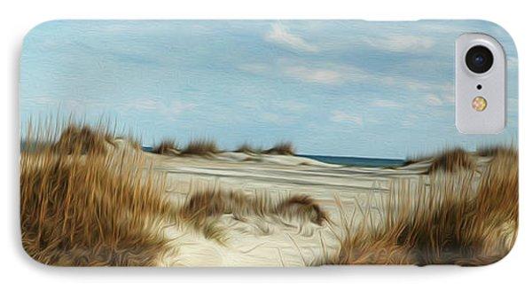 Ocean Ahead IPhone Case by Kelvin Booker