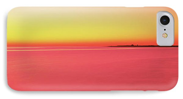 Ocean At Sunset, Provincetown, Cape IPhone Case by Panoramic Images