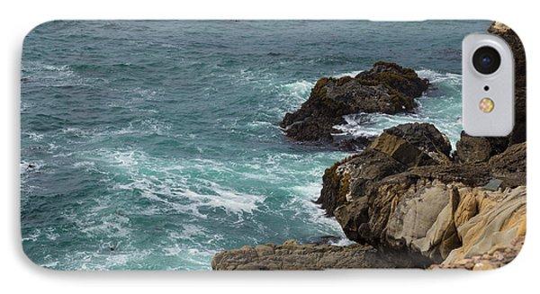 Ocean Below IPhone Case by Suzanne Luft