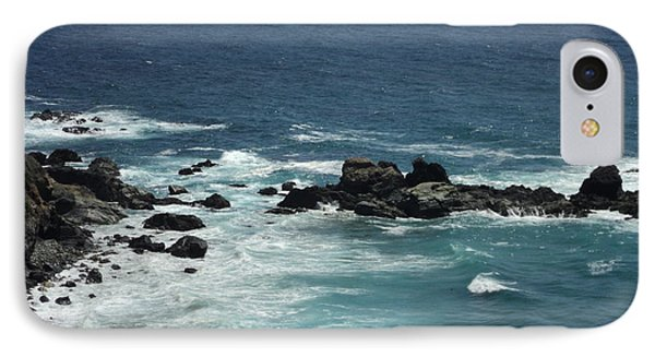 IPhone Case featuring the photograph Ocean Blue by Carla Carson