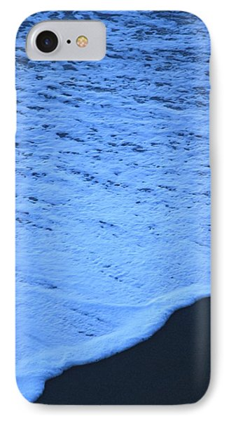 IPhone Case featuring the photograph Ocean Blues by Amy Gallagher